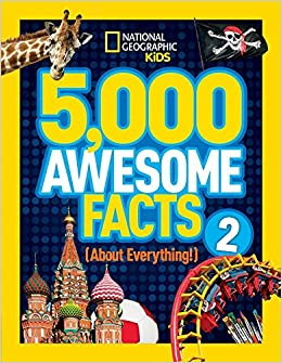 Descargar 5,000 Awesome Facts (about Everything!) 2 Epub
