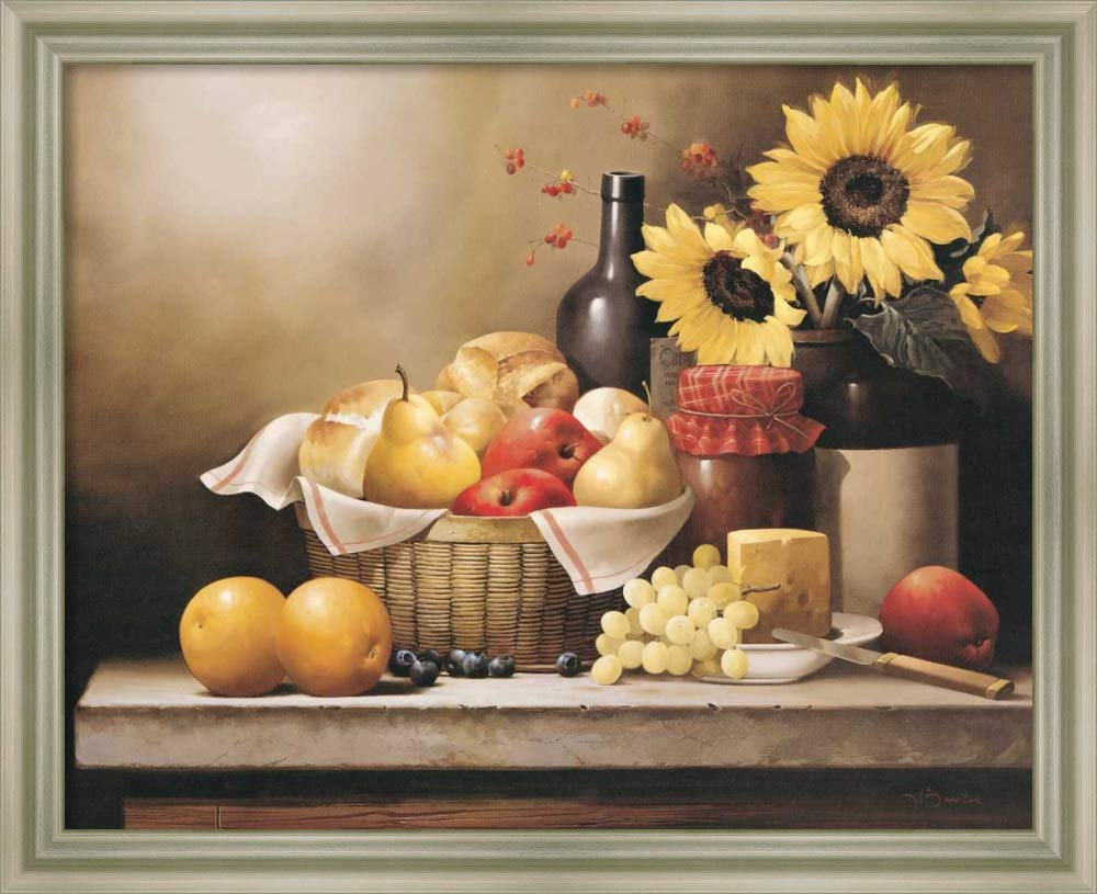 Canvas Art Framed