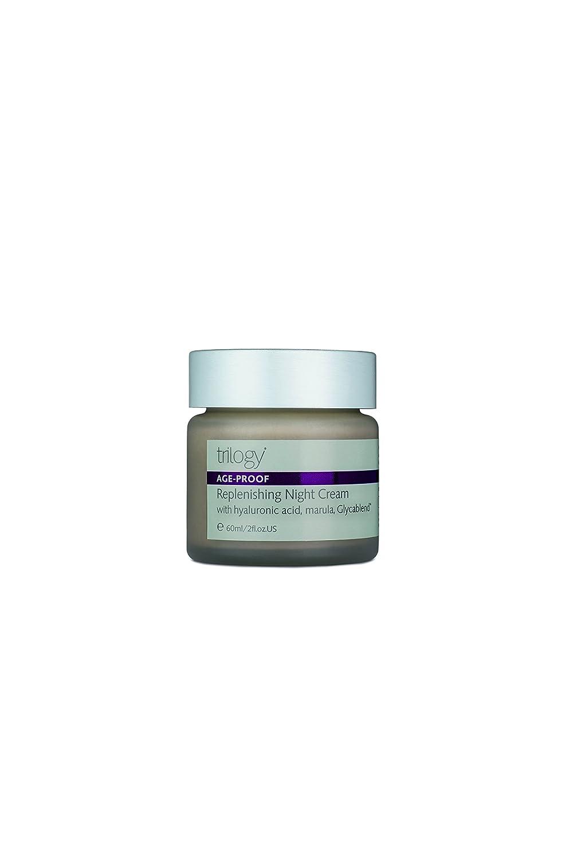 trilogy Replenishing Night Cream 60 ml Trilogy Natural Products Ltd TRI-AGE-U-TNC