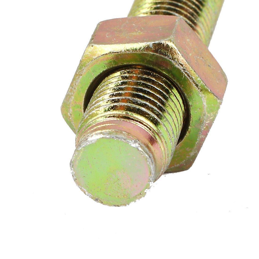 eDealMax boulon d'expansion Ancres Gecko Car Réparation boulons M16x180mm 2pcs