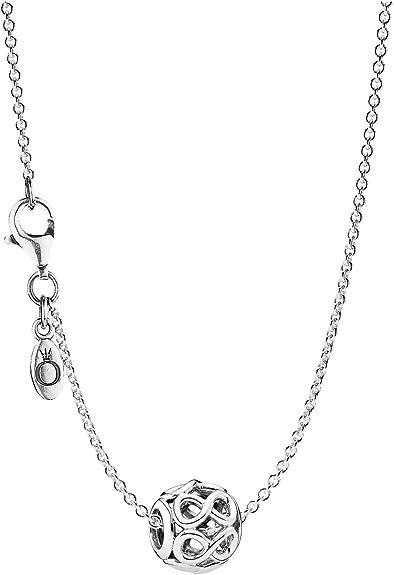 Pandora Collier avec pendentif infini - 08050
