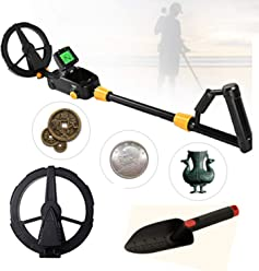 Metal Detector MD-1008A Advanced Kids Gold Finder Treasure Hunter Pro Detector