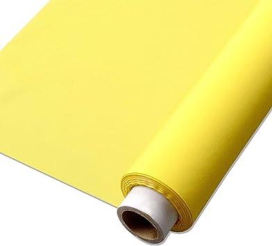 007212-250 mesh Yellow Color Screen Printing Mesh 4 Size 200//250//300//350 mesh Press Image Screen Fabric