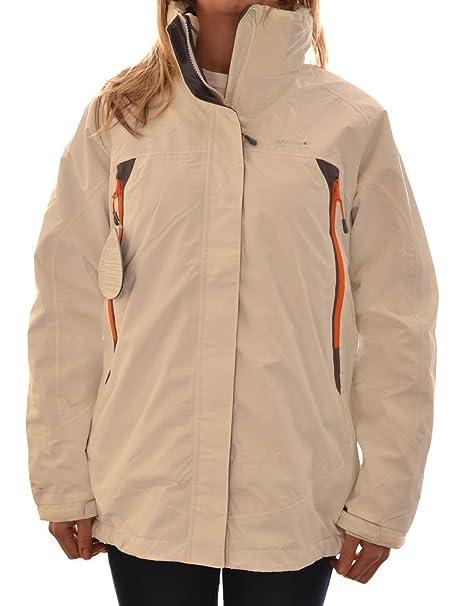 REGATTA traje de neopreno para mujer 3-in-1 para abrigos ASHANTI polar con cremallera desmontable es resistente al agua de color blanco: Amazon.es: Ropa y ...