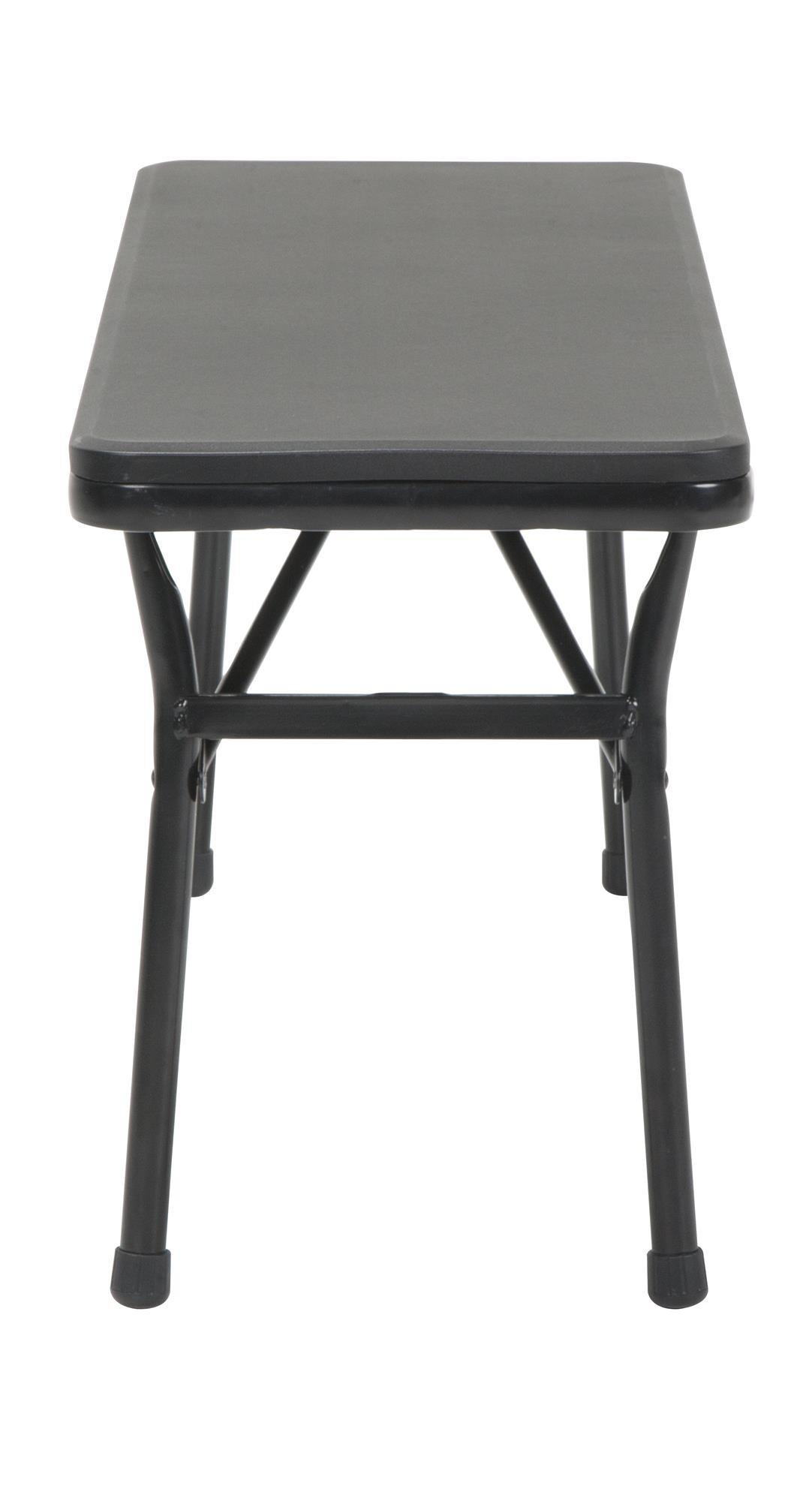 Cosco Products COSCO 3 Piece Indoor Outdoor Table and 2 Bench Tailgate Set, Black by Cosco Products (Image #11)