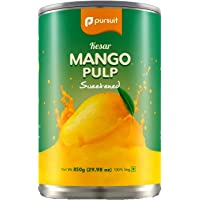Pursuit Kesar Mango Pulp, 850g
