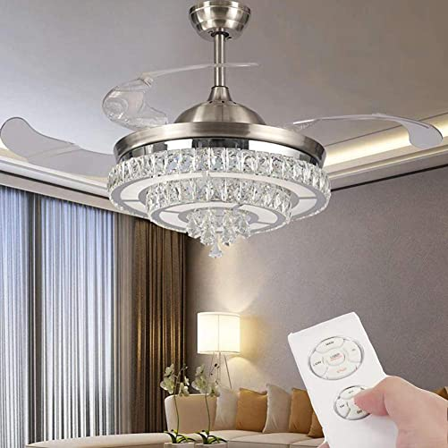 Saffbei 42'' Retractable Ceiling Fan