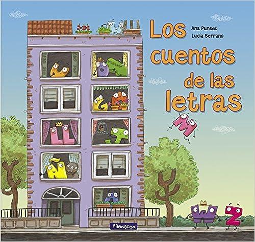Los Cuentos De Las Letras por Lucía Serrano