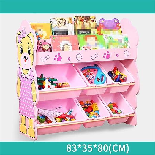 Caja de juguetes Rack de almacenamiento for niños - for organizar ...