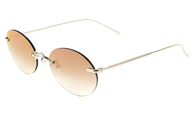 93eb9dc2bd5c5 Amazon.com  Illesteva Unisex Nicotera Sunglasses - Gold Gold ...