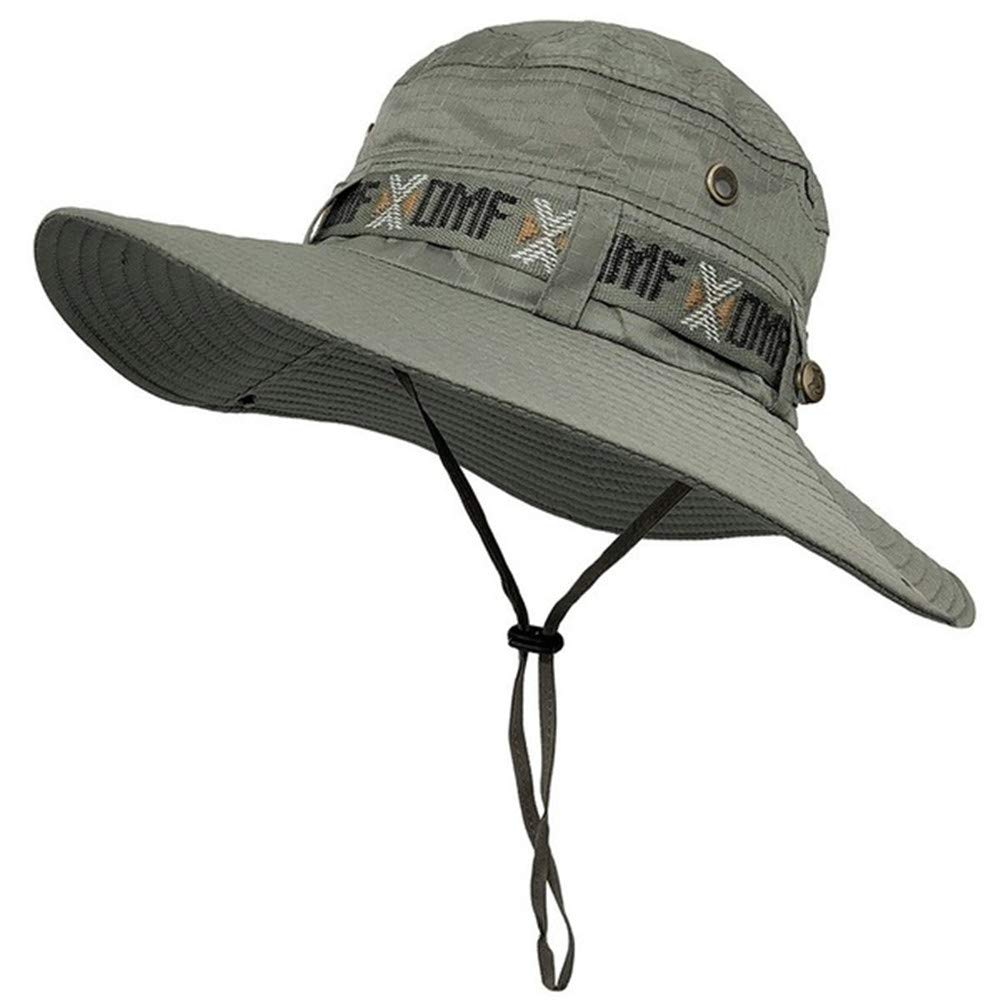 dd57f779b Amazon.com: Army Men Tactical Sniper Hats Sun Boonie Hat Summer UV ...