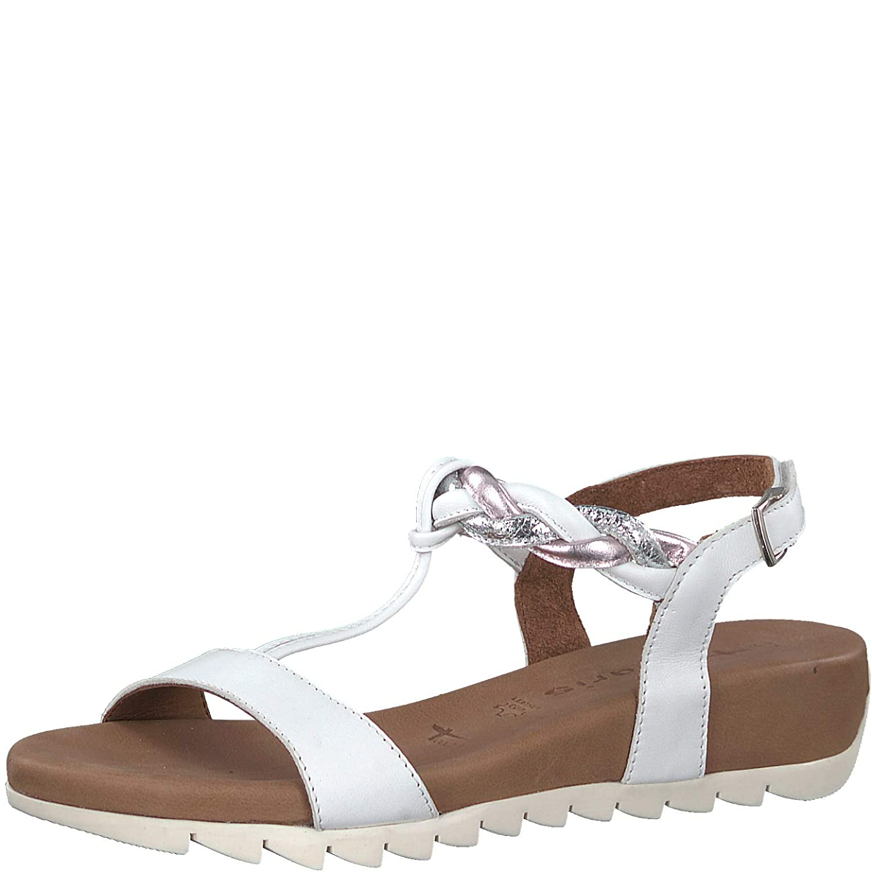 22 Del 1 De Tamaris Cuña zapatos 28709 Verano Sandalias Mujer WE29DeYbHI