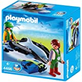 Amazon.com: Playmobil Forest Lodge Forest Animals with