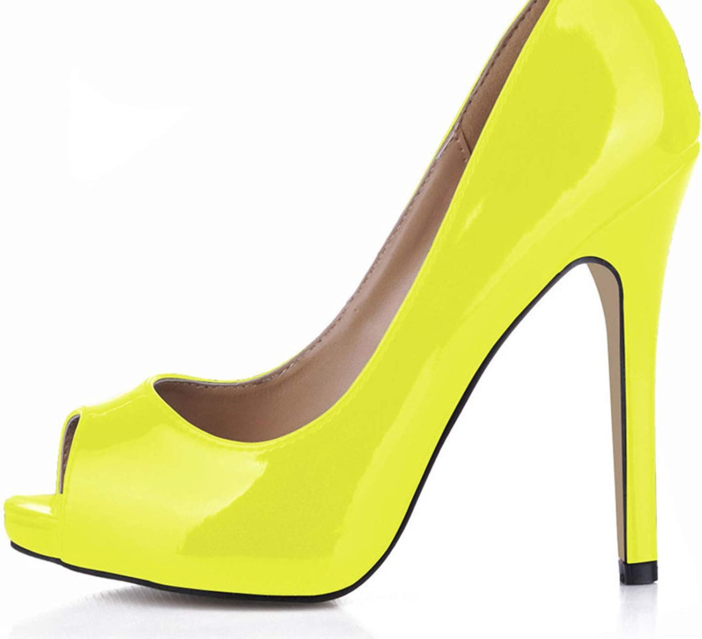 Crossdresser Shoes Woman 11 cm Thin Heels Pumps Peep Toe Sandals,Wine red,7