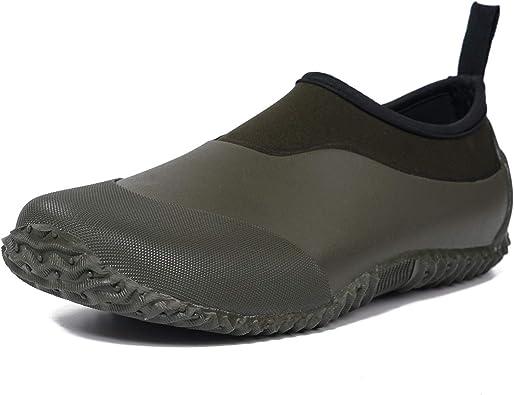 MOCOTONO Unisex Garden Shoes Rain Boots