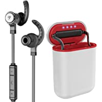 Parihy Wireless Bluetooth In-Ear Headphones with Charge Box