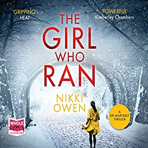 The Girl Who Ran Audiobook