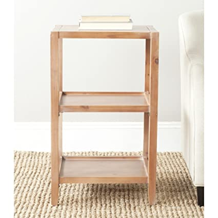 Safavieh American Homes Collection Andy Red Maple Bookshelf