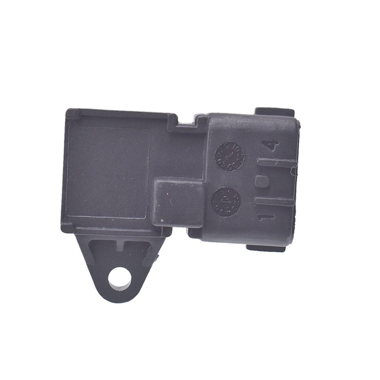 JRL 5.2BAR MAP Sensor For Cummins M11 ISC ISL ISM ISX ISB 5WK96802 2872784 4921324