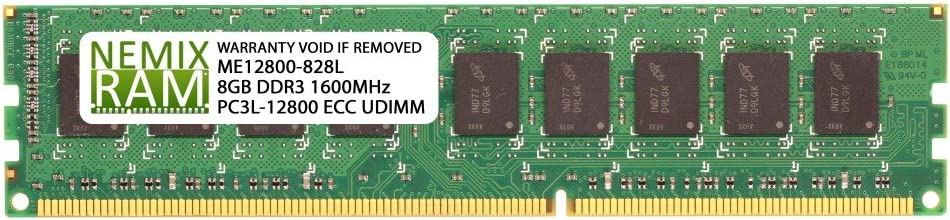 SNP96MCTC/8G A6960121 8GB for DELL PowerEdge R220 by Nemix Ram