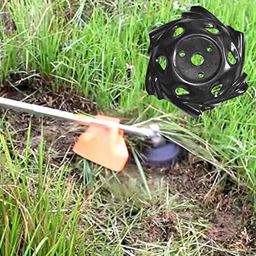 Manyo - Cuchilla de cortacésped de metal, 23,5 cm, herramienta de ...
