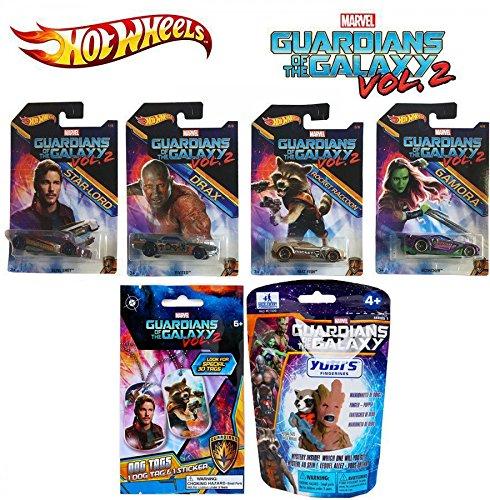 Marvel Guardians of the Galaxy Vol. 2 Hot Wheels Movie Exclu