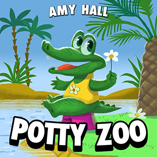 Potty Zoo by Amy Hall ebook deal