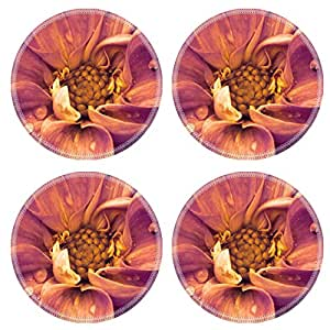 MSD Round Coasters IMAGE 20304271 blossom beauty