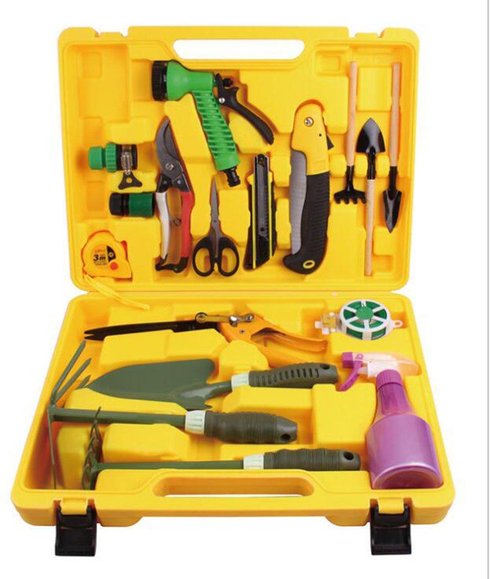 Garten-Werkzeug-Set 18 Familie Vergossen Gartengeräte