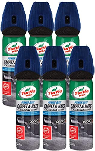 Turtle Wax Power Out! Carpet and Mats Cleaner 18oz