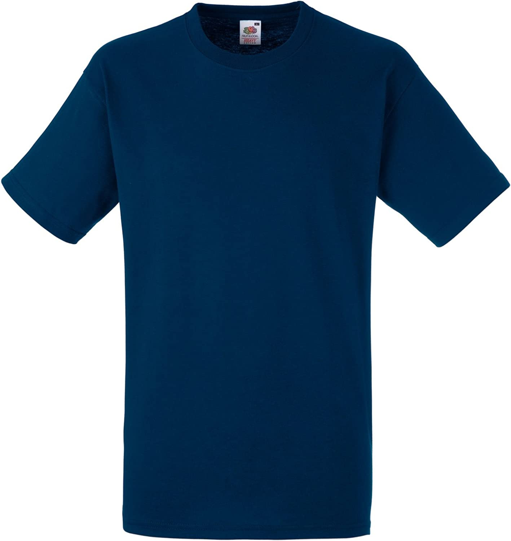 Tee Shirt T-Shirt Fruit of the Loom Heavy Cotton T Shirt