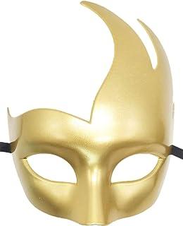 AZfasci Men Masquerade Mask Vintage Design Halloween Event Prom Mardi Gras Mask
