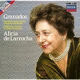 Granados: Seis piezas sobre cantos populares españoles; Allegro de concierto; Escenas romanticas