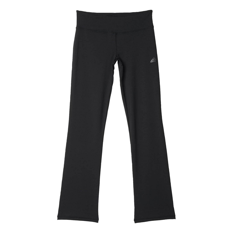 Adidas Damen Hose BASICS Pants, Schwarz, 2XS, 4056561479584