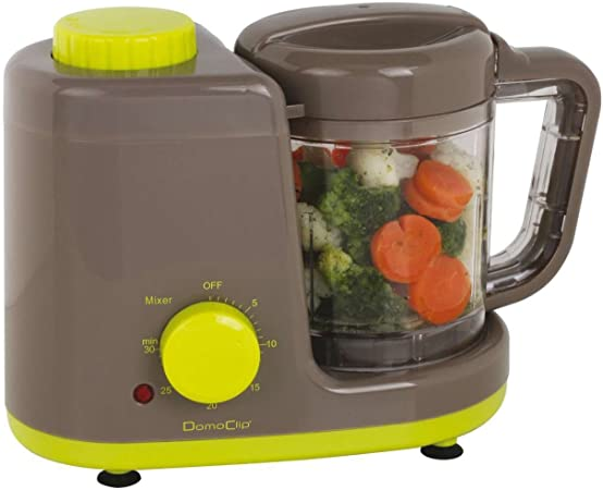 Cocina al vapor para bebés, para preparar alimentos para bebés ...