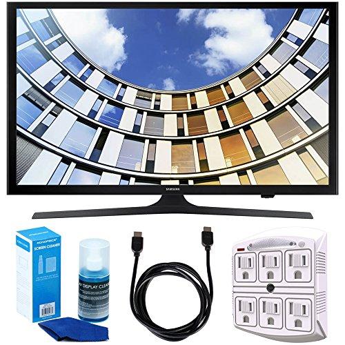 """Samsung UN50M5300 Flat 50"""" 1080p LED SmartTV  w/ Accessories"""