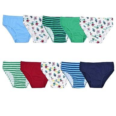7 Pack Boys Girls Kids Pants Briefs Knickers Underwear Age 2-3 3-4 5-6 7-8 Years