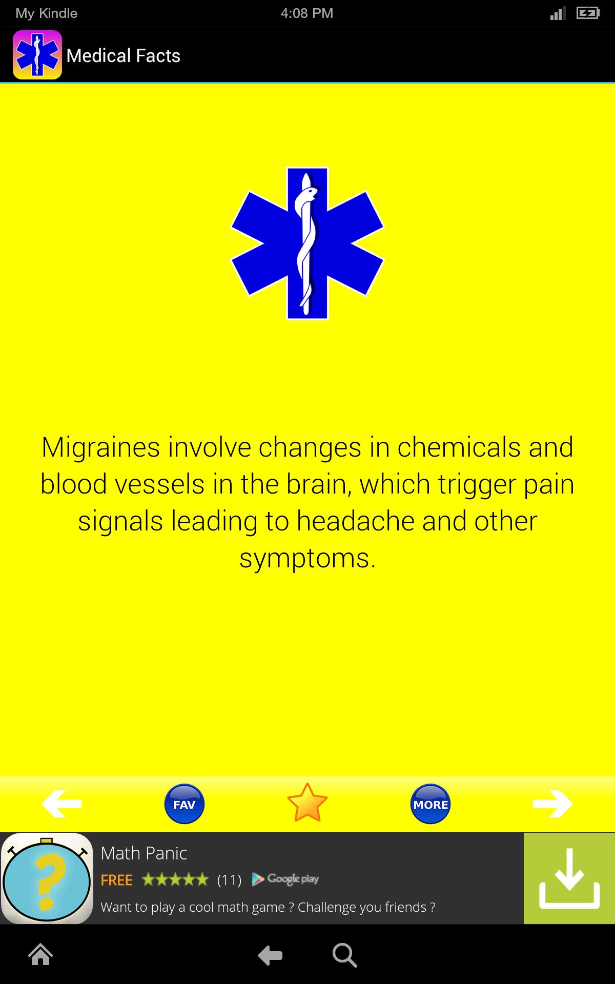 Anatomy flash cards app