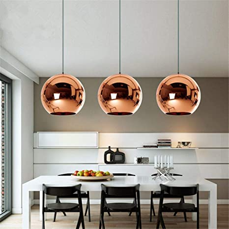 Modern Bar Champagne Glass Shade Antique Pendant Lights