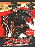 They Call Him Zorro...Is He?