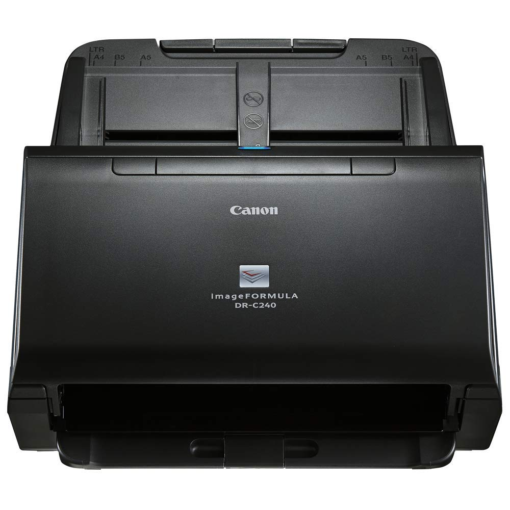 Canon imageFORMULA DR-C240 Office Document Scanner (Renewed) by Canon