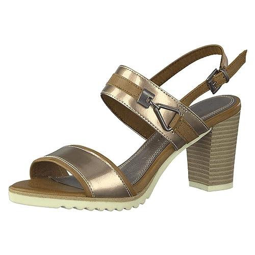 MARCO TOZZI Damen Sandaletten Woms Sandals 2 2 28704 20532