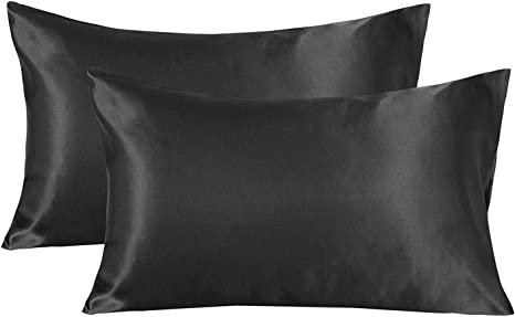 4 x Plain Navy Pillowcase Pairs