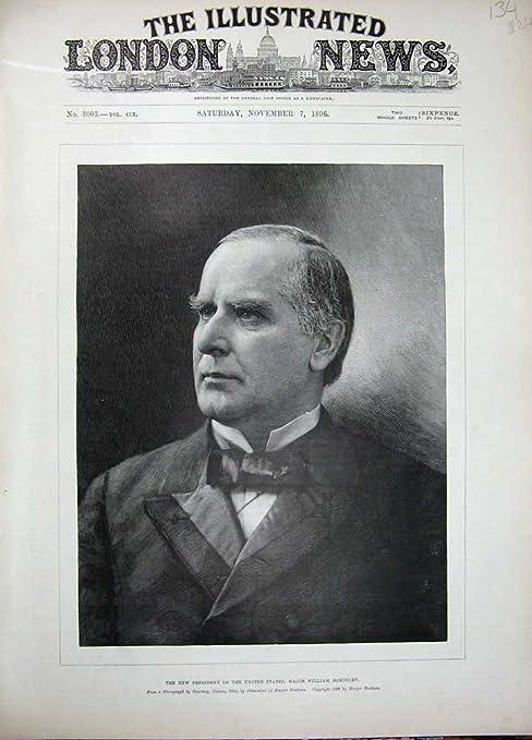 大統領 マッキンリー