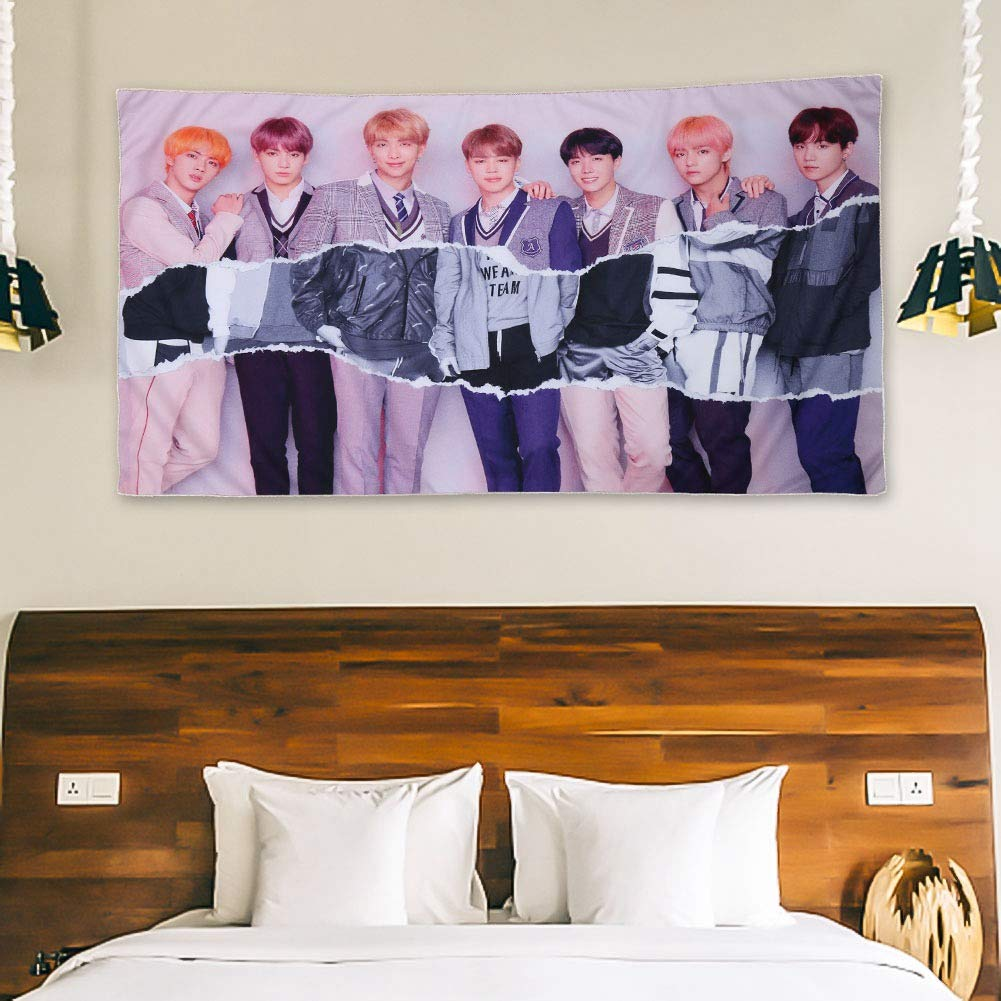 Beads & Jewelry Making Answer Mini Wall Scroll Poster Hang Up Picture Bangtan Boys Home Decor Professional Design 100% True Kpop Bts Love Yourself
