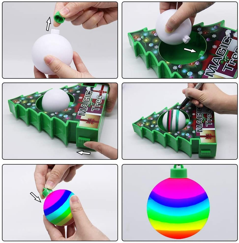 wineman Motorized Easter Egg Decorator Kit Egg Spinner with 8 Colorful Non-Toxic Markers,eggmazing Easter Egg Decorator kit