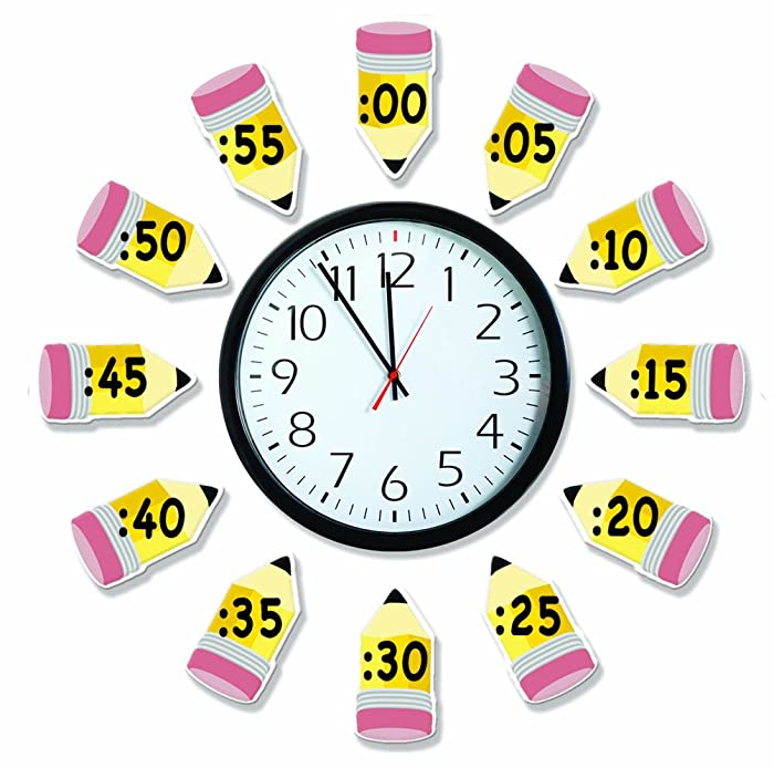 The Best Eureka Telling Time Bulletin Board