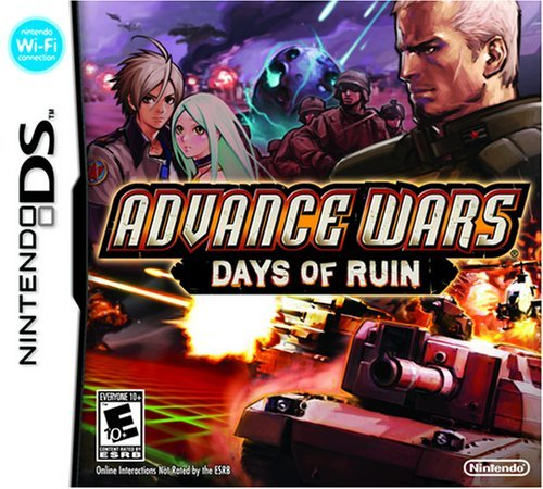 Advance Wars: Days of Ruin [Nintendo DS]