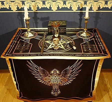 Altar Negro de Magia Ceremonial