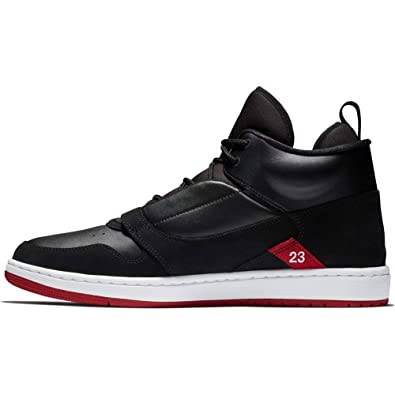 purchase cheap 6fb4e b5183 Jordan Schuhe Fadeaway Schwarz 43: Amazon.de: Schuhe ...